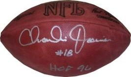 Charlie Joiner signed Official NFL Tagliabue Football HOF 96 - $109.95