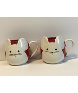 Starbucks 2020 Lunar New Year - Year of the Rat Ceramic Mug Cup NEW Set ... - $75.22