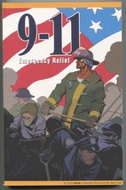 9-11 Emergency Relief 1 TPB GN Alternative Comics 2002 NM Cho Pekar Eisner - $6.90