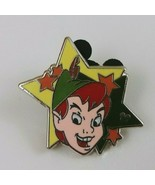 2012 Disney Hidden Mickey 6 of 10 Star Characters Peter Pan Trading Pin - $6.79