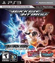 Tekken Hybrid - Playstation 3 [video game] - $32.34
