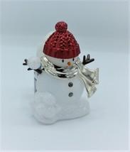 Bath and Body Works Shimmering Snowman Wallflower Night Light Diffuser Plug - €15,68 EUR
