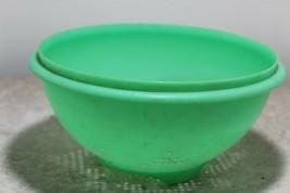 Vintage TUPPERWARE Jadeite Green Footed Colander/Strainer Star Pattern #... - $19.40