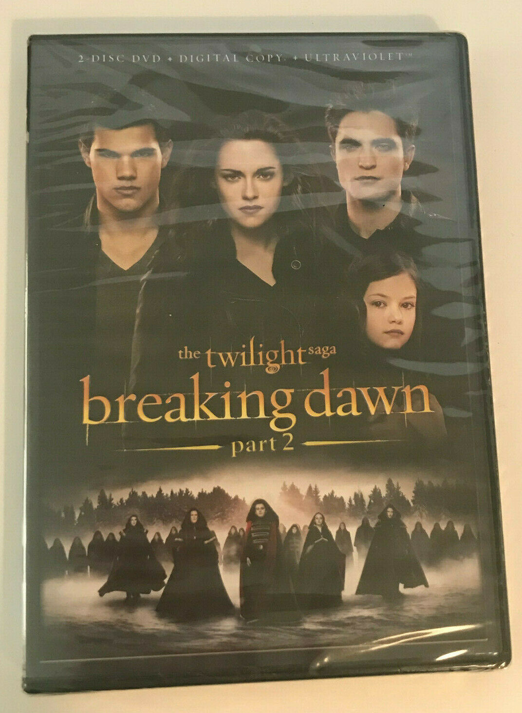 Primary image for Twilight Saga DVD New Breaking Dawn Part 2
