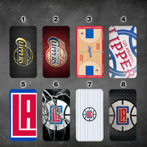 wallet case Los Angeles Clippers LA LG V30 V35 G6 G7 Google pixel XL 2 2XL 3XL - $17.99