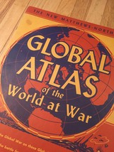 1943 Global Atlas of the World at War image 3