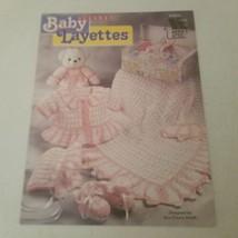 Crochet Baby Layettes Annie's Attic 870816 - $10.38