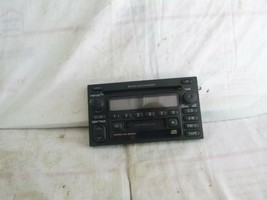 00-03 Toyota Camry Tundra Radio 6 Cd Cassette Face Plate 86120-0C040 A56... - $23.02