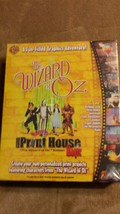 Wizard Of Oz PC CD Create Classic Movie Themed Projects  NIB print house - $17.99