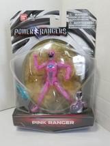 Bandai Sabans Power Rangers Pink Ranger Action Hero Figure 2017 - $9.69