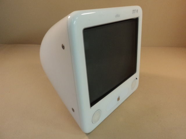 Apple eMac 17in PowerMac 4 4 PowerPC G4 800MHz 40GB Hard Drive EMC 1955 A1002