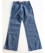 Wide Leg Pants Cotton Twill BILLBOARD Wide Leg Casual Pants 42 / 4 $348 - $31.68