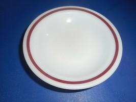 Us Corning Decor 706 Dinnerware 706 Milk Glass Stripe Monkey Or Berry Bowls - $7.91