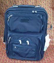 Mcklein Wheeled Transport Computer/ Clothing Case (Black) Ultra Fiber 51695 image 3