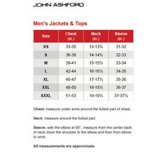 John Ashford Men's Deep Black Ivory Blue PLaid Flannel Button Front Shirt New image 2