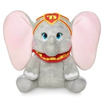 Disney Store Dumbo Live Action Medium Plush Toy New With Tag - $25.86
