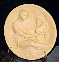 """A. Sautaugela"" Di Volteradici Commemorative Plate by Alberto Santangela  AA20-C"