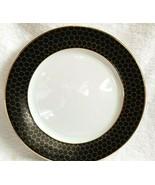 "Williams Sonoma Set of 4 Beehive Pattern Honeycomb Dinner Plates 10.5""  ... - $89.00"
