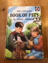 "1971-74 ""THE LADYBIRD BOOK OF PETS"" LADYBIRD BOOK (SERIES 536 - 15p NET) - $2.28"