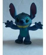 Disney Stitch Action Figure Cake Topper Toy - $13.32