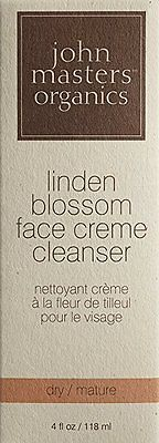 Primary image for John Masters Organics Linden Blossom Face Creme Cleanser - 4 Oz / 118 mL