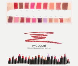 Matte Lipsticks Waterproof Lip Sticks Long Lasting Pencil Cosmetic Lips Makeup image 11
