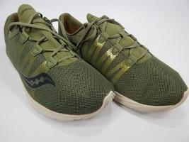 Saucony Vivant Women's Running Shoes Size 7 M (B) EU 38 Green Gold S15336-2