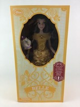 "Disney Store Spinning Light Up Belle 16"" Doll Singing Beauty and the Bea... - $89.05"