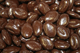 DARK CHOCOLATE  MOCHA- COFFEE BEAN SHAPED CHOCOLATE, 5LBS - $52.10