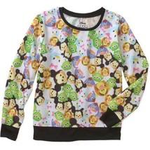 Disney Tsum Tsum Girls Long Sleeve Sweatshirt Sizes 4-5, 6-6X or 7-8 NWT - $10.49