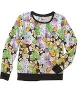Disney Tsum Tsum Girls Long Sleeve Sweatshirt Sizes 4-5, 6-6X or 7-8 NWT - $9.74