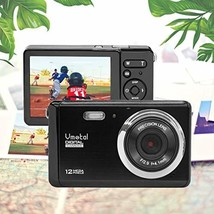 HD Mini Digital Camera with 3 Inch TFT LCD Display,Digital Point and Sho... - $67.95