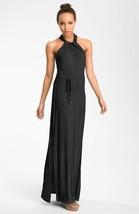 T Tahari Women Corey Maxi Dress: Size 1X: Black - $65.21
