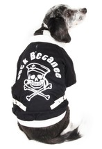 Skull Fashion Pet Dog or Cat Jacket Coat Shirt Clothes Clothing Apparel - $17.54+