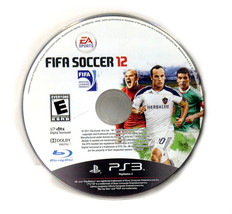 Sony Game Fifa soccer 12 - $4.99