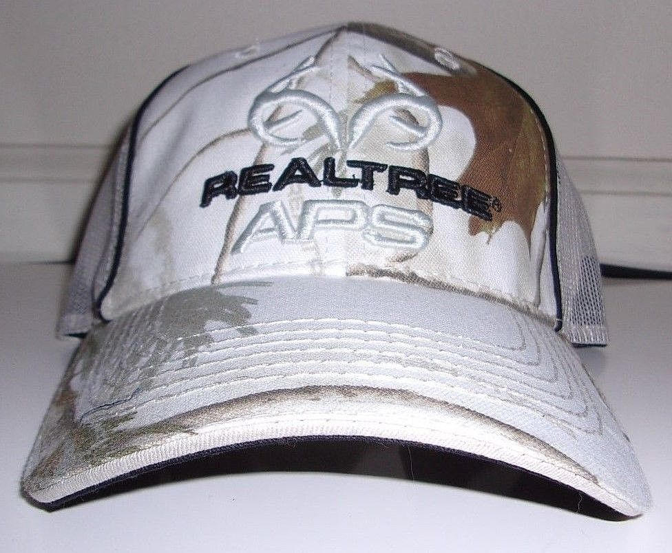 Realtree APS New with Tags Embroidered Adjustable Baseball Cap