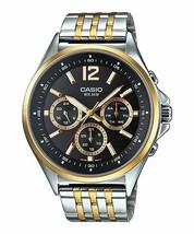 Latest Genuine Casio Men's Standard Analog Series Watch MTP-E303SG-1A Bi... - $67.32