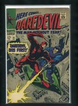 Daredevil #35 FN 1967 Marvel vs Trapster Comic Book - $17.81