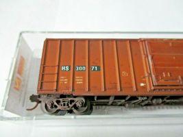 Micro-Trains # 02544146 Hartford & Slocumb Weathered 50' Rib-Side Boxcar N-Scale image 5