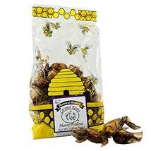 Queen Bee Gardens Natural Honey Caramel Pralines Candy Chews – 5.87 oz –... - $12.86