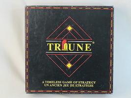Triune 1989 Board Game 100% Complete Excellent Plus Condition Bilingual ... - $14.05