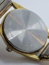 Vintage ADVANCE 83-2035 men's Watch QUARTZ NEEDS BATTERY image 3