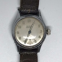 Vintage Rensie Wrist Watch Shock Resistant Antimagnetic 15 Jewel Swiss Made - $24.74