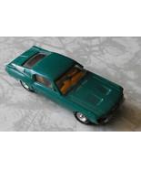 Green Mustang #5 Lindberg Vintage Toy Car - $16.99