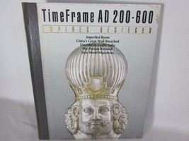 Time Frame: Empires Besieged, A. D. 200-600 TimeFrame Series by Time-Lif... - $4.94