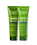 Kit Inoar Argan Oil Thermoliss Reduces Frizz Shampoo + Cond. - $84.94