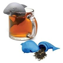 Tea Infuser Stainless Steel or Silicone Tea Pot... - $4.99