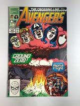 AVENGERS  (1963 Series)  (MARVEL) #323 Very Fine  7.5 Comics Book - $5.93