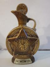 Vintage 1968 Bpoe Elks Club 100TH Anniversary Jim Beam Whiskey Bottle Empty - $9.99