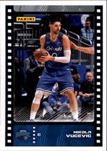 2019-20 Panini NBA Sticker Box Standard Size Insert #42 Nikola Vucevic Orlando M - $2.49